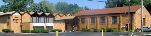 Calvary Fellowship Baptist Church